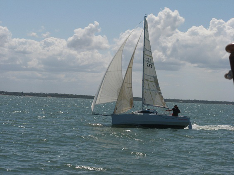 Colson 6 Metre Multi-chined
